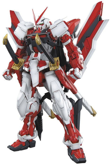 Bandai Hobby Gundam SEED Astray - Gundam Astray Red Frame Custom 1/100 MG Model Kit
