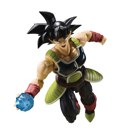 Bandai Tamashii Nations Dragon Ball Z - Bardock S.H. Figuarts