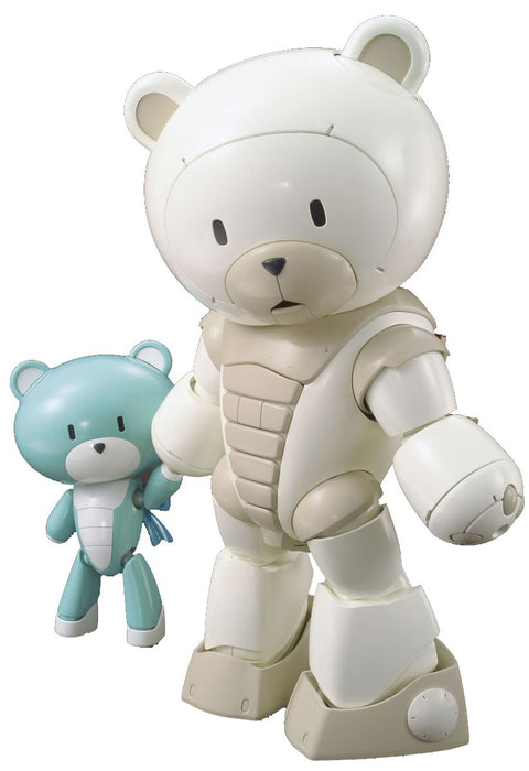 Bandai Hobby Build Fighters Beargguy F (Family) 1/144 HG Model Kit