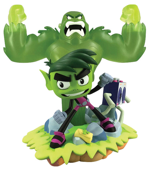 Diamond Select Toys DC Gallery - Beast Boy (Teen Titans Go)