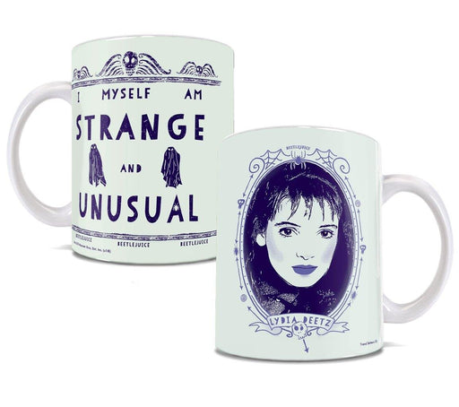 Trend Setters Beetlejuice (Strange and Unusual) 11-oz. Coffee Mug