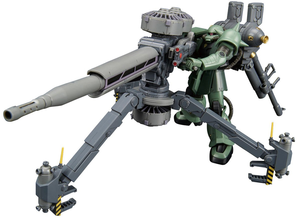 Bandai Hobby Gundam Thunderbolt - Zaku & Big Gun (Thunderbolt Anime Color Ver.) HG Model Kit