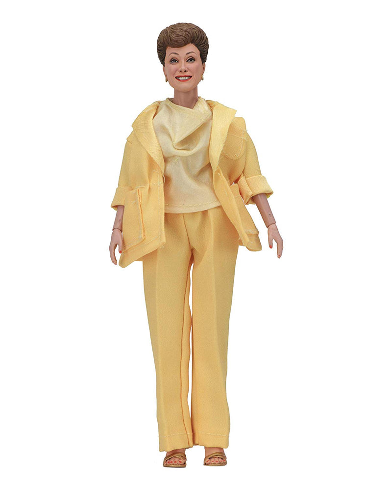 "NECA Golden Girls - Blanche 8"" Clothed Action Figure"