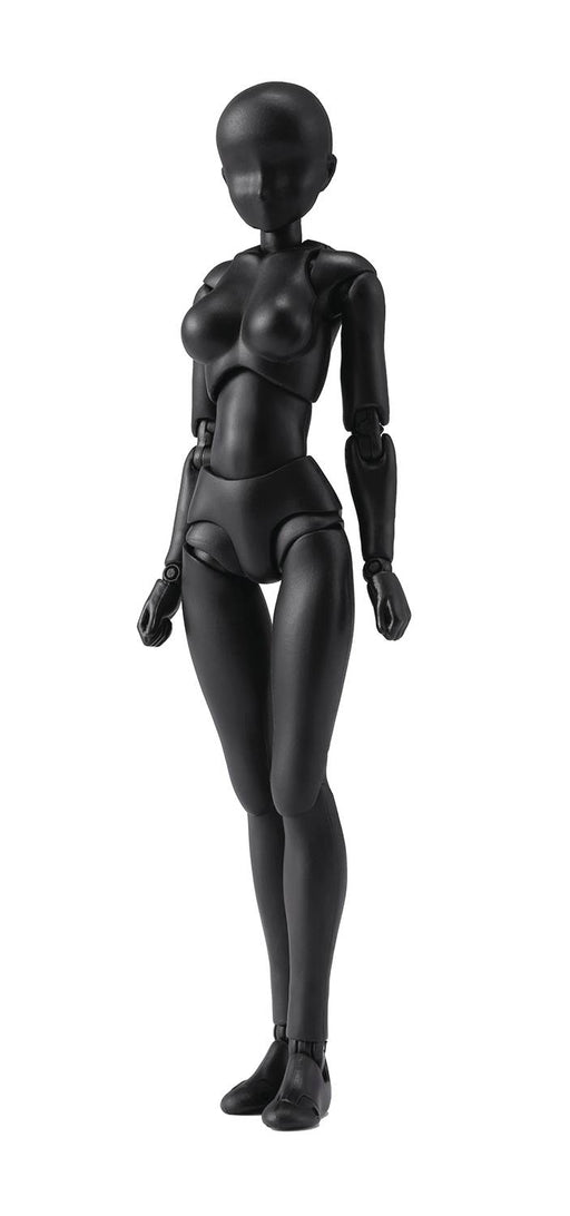 Bandai Tamashii Nations DX Body-Chan (Solid Black Color Ver.) S.H. Figuarts