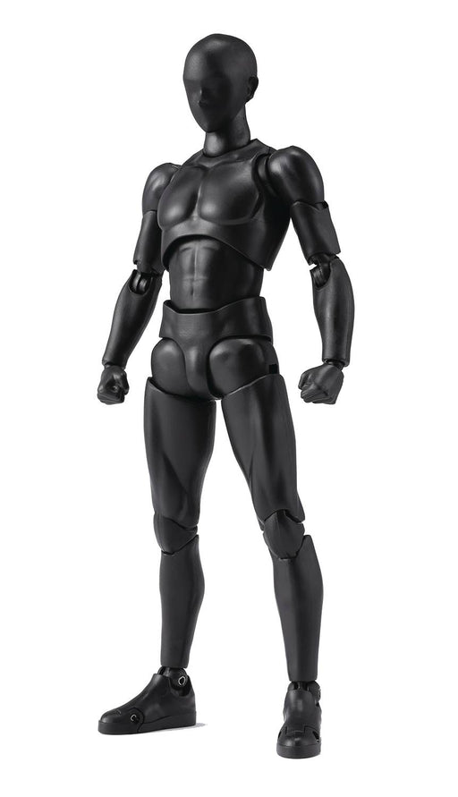 Bandai Tamashii Nations DX Body-Kun (Solid Black Color Ver.) S.H. Figuarts