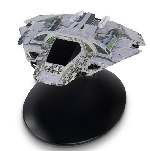 Star Trek Starships Vehicle & Collector's Magazine No. 151 - B'Omar Patrol Ship