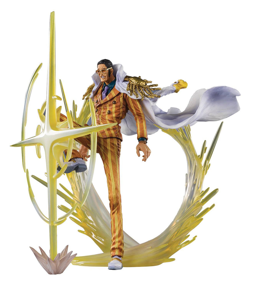 Bandai Tamashii Nations One Piece: The Three Admirals - Borsalino (Kizaru) FiguartsZERO