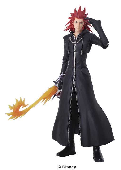 Square Enix Kingdom Hearts III Bring Arts Axel Action Figure
