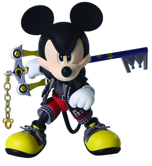 Square Enix Kingdom Hearts III Bring Arts Mickey Mouse Action Figure