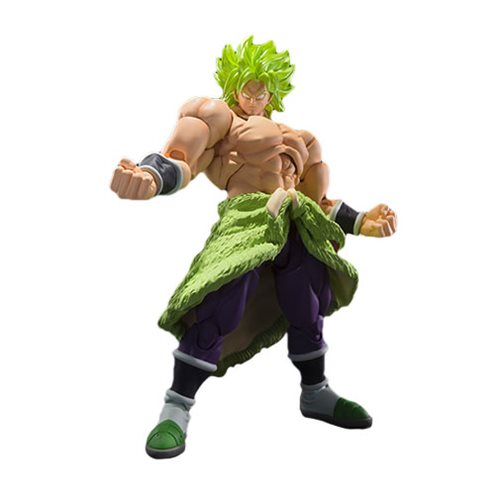 Bandai Tamashii Nations Dragon Ball Super Saiyan Broly Full Power S.H. Figuarts