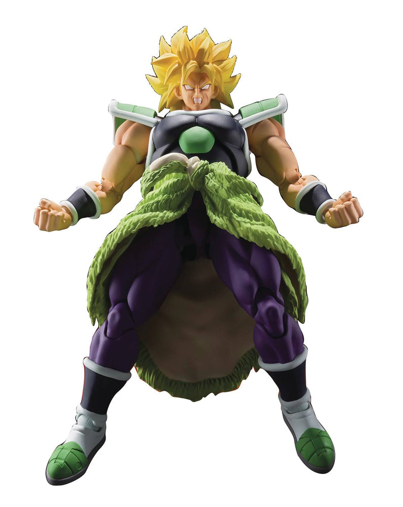 Bandai Tamashii Nations Dragon Ball Super - Broly S.H. Figuarts