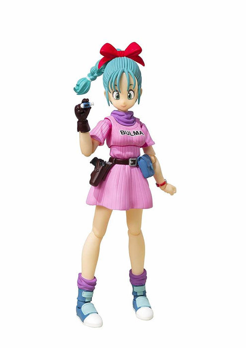 Bandai Tamashii Nations Dragon Ball - Bulma (Adventure Begins Ver.) S.H. Figuarts