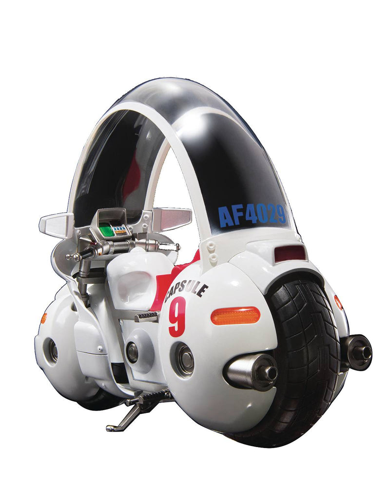 Bandai Tamashii Nations Dragon Ball - Bulma's Motorcycle (Hoipoi Capsule No. 9) S.H. Figuarts