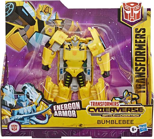 Hasbro Transformers Cyberverse Action Attackers Ultra Class Action Figure - Bumblebee