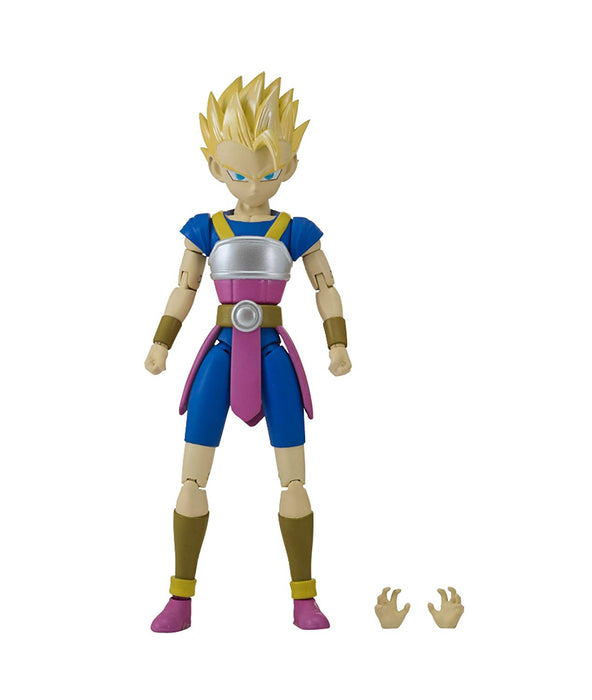 Bandai Dragon Ball Super: Dragon Stars Super Saiyan Cabba Action Figure