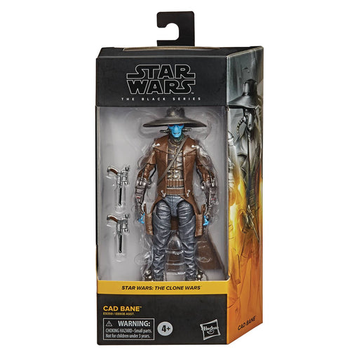 "Star Wars Black Series 6"" Cad Bane (Clone Wars)"