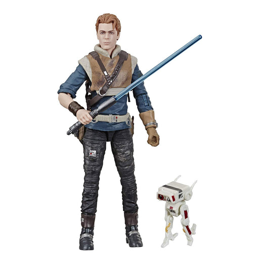 "Star Wars Black Series 6"" Cal Kestis Action Figure"