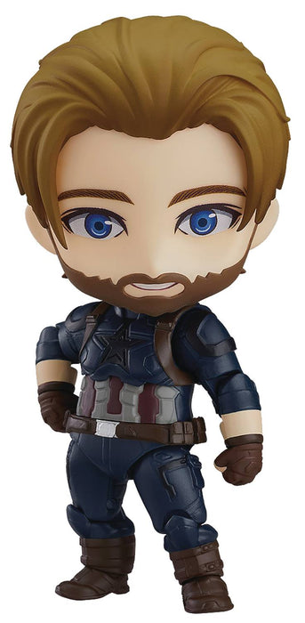 Good Smile Marvel: Avengers Infinity War - Captain America Nendoroid (DX Ver.)
