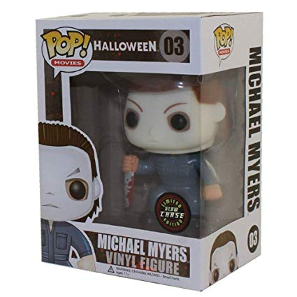 Funko Pop! Movies: Halloween - Michael Myers (GITD Chase Variant)