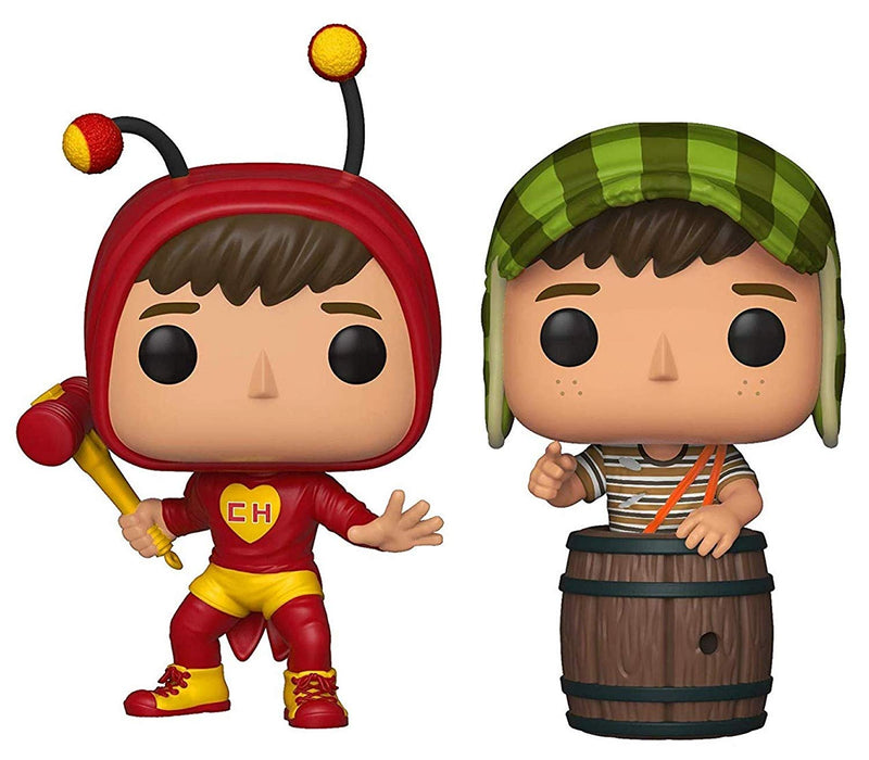 Funko Pop! Television: Chespirito (Set of 2)