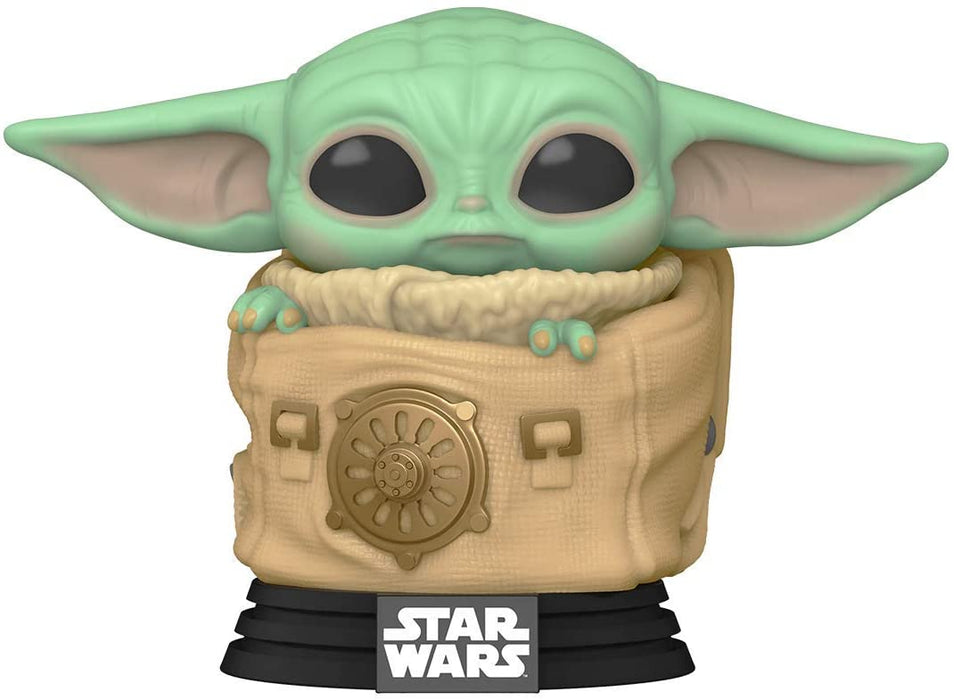Funko Pop! Star Wars: The Mandalorian Series 2 - The Child (Grogu in the Bag)