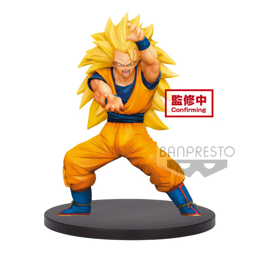 Banpresto Dragon Ball Super: Chosenshi Retsuden Vol. 4 - Super Saiyan 3 Son Gokou