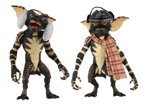 NECA Gremlins: Christmas Carol Winter Scene Action Figure 2-Pack