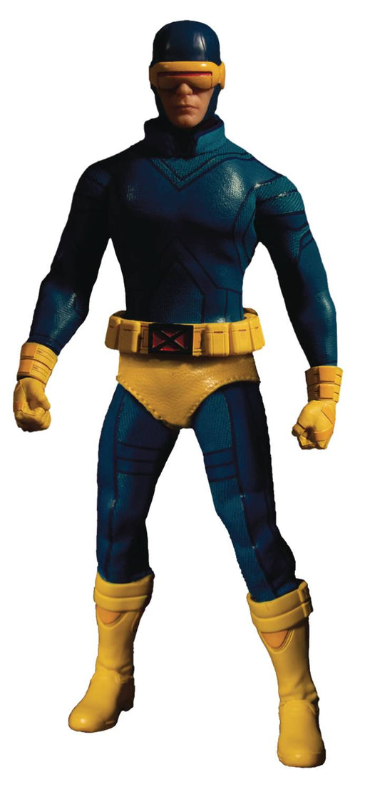 Mezco One:12 Collective: Marvel - Cyclops (Classic Edition)