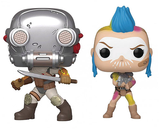 Funko Pop! Games: Rage 2 (Set of 2)