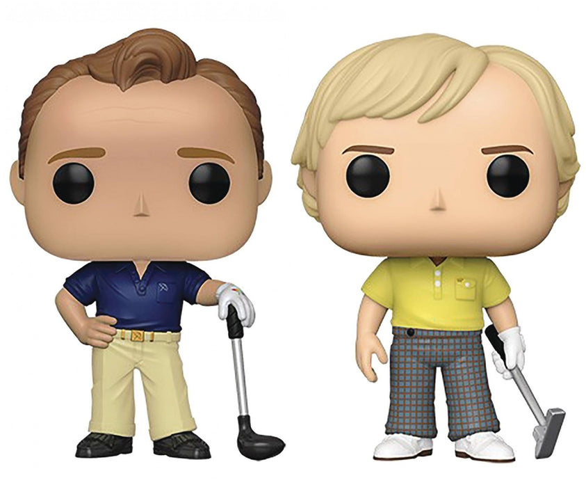 Funko Pop! Golf: Legends of the Game (Set of 2)