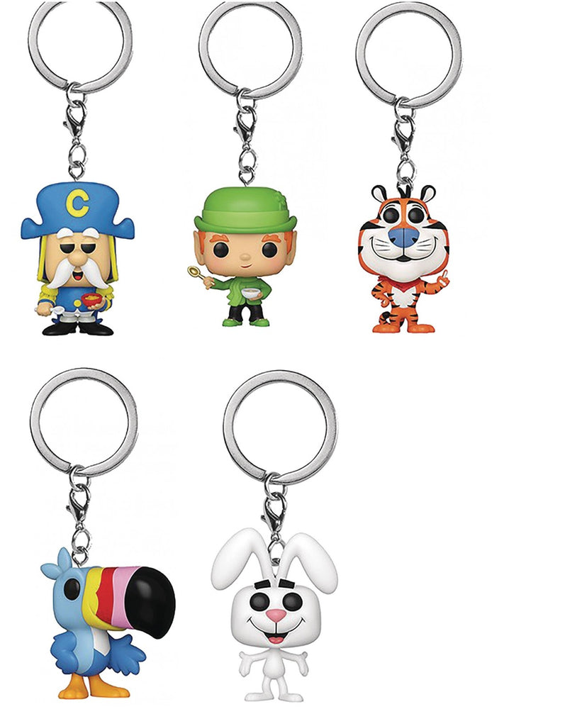 Funko Pop! Keychains: Ad Icons (Set of 5)