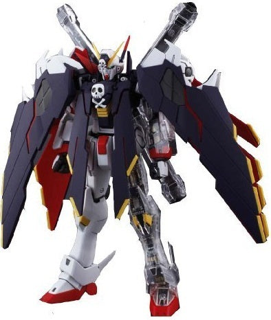 Bandai Hobby Crossbone Gundam - Crossbone X-1 Full Cloth MG Model Kit