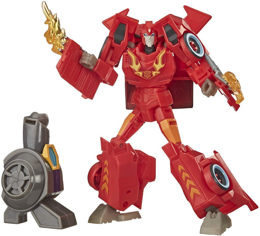 Hasbro Transformers Cyberverse Deluxe Action Figure - Hot Rod