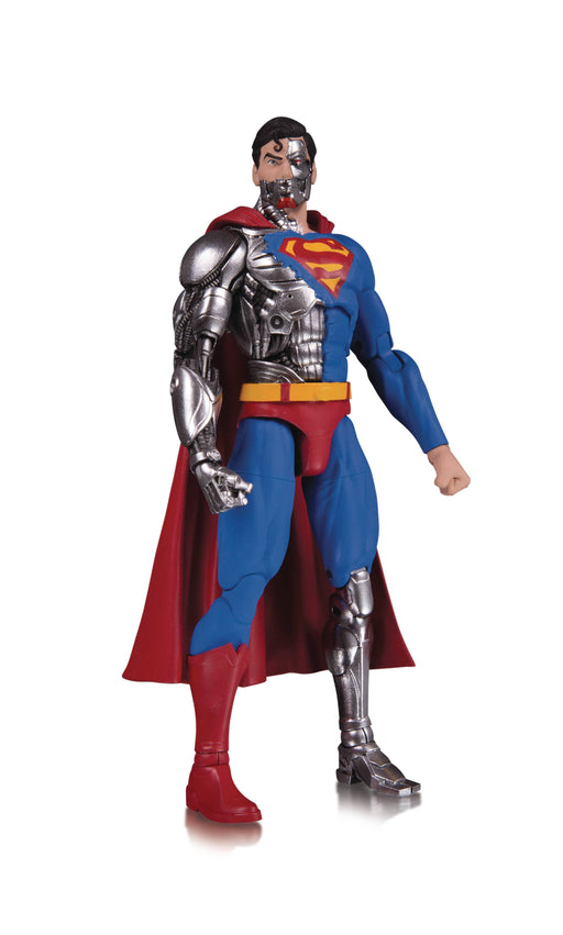 DC Collectibles DC Essentials - Cyborg Superman Action Figure