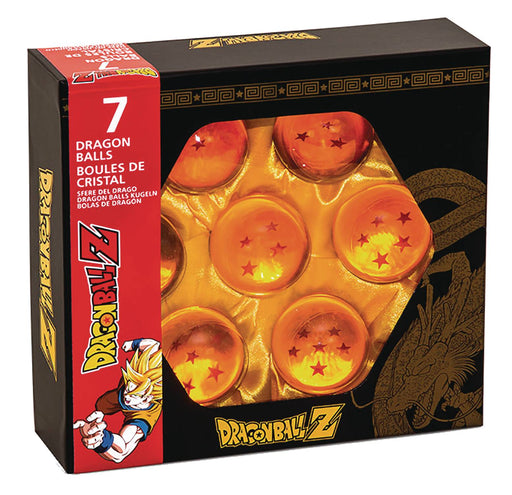 Abysse Dragon Ball Z - Dragon Balls Collector Set