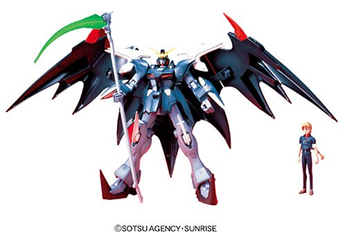 Bandai Hobby EW-05 Gundam Deathscythe Hell (Endless Waltz) 1/100 HG Model Kit