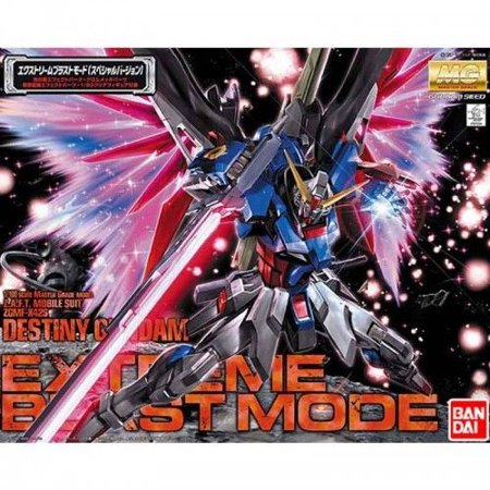 Bandai Hobby Destiny Gundam (Extreme Blast Mode) 1/100 MG Model Kit