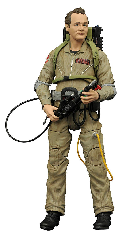 Diamond Select Toys Ghostbusters Select: Series 2 - Peter Venkman Action Figure