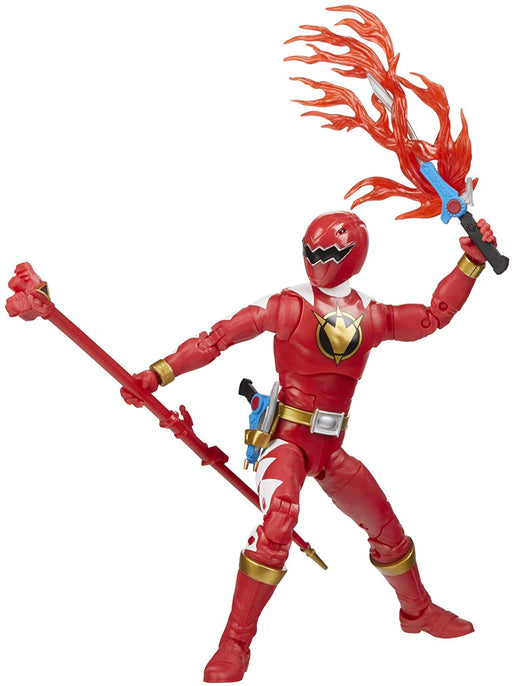 Hasbro Power Rangers: Lightning Collection - Dino Thunder Red Ranger
