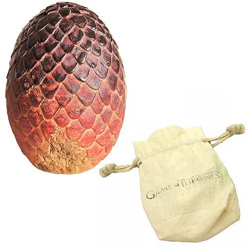 "Game of Thrones Drogon Dragon Egg 3"" Paperweight"