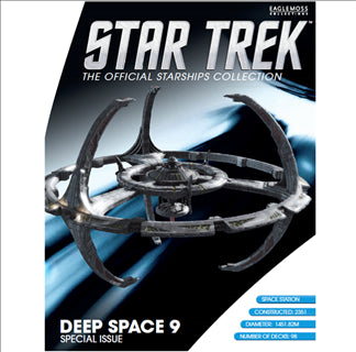 Star Trek Starships Vehicle & Magazine Special # 1: Deep Space 9 Space Station