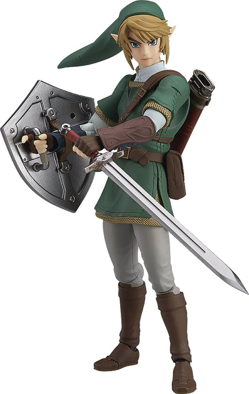 Good Smile The Legend of Zelda: Twilight Princess - Link Figma (DX Edition)