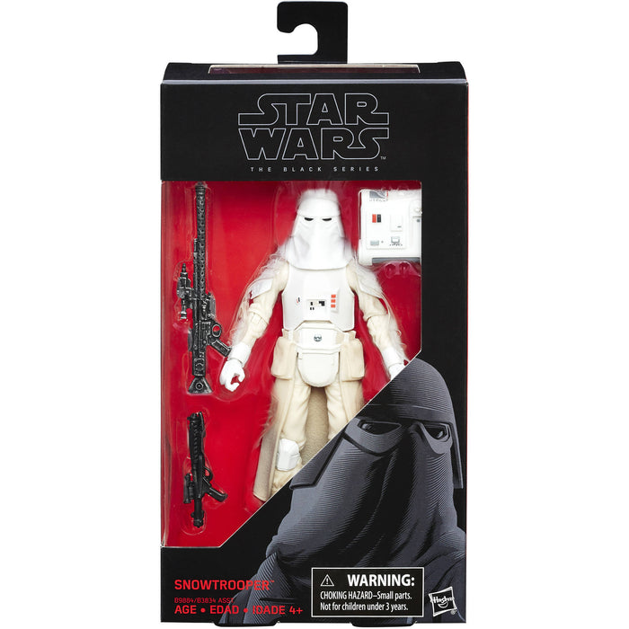"Star Wars Black Series 6"" Snowtrooper Action Figure"
