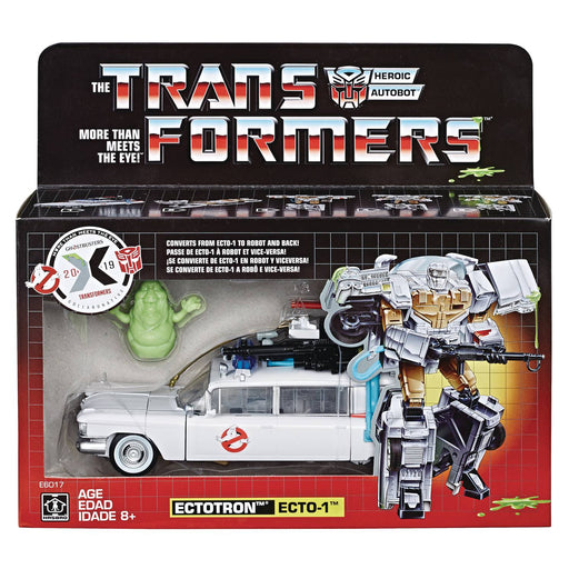Hasbro Transformers x Ghostbusters - Ectotron Action Figure