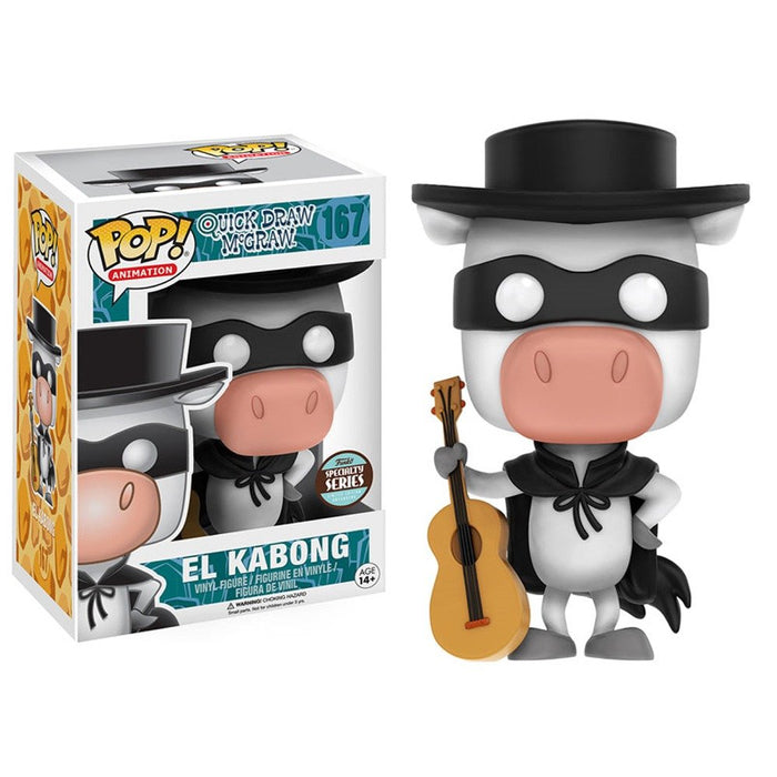 Funko Pop! Animation: Quick Draw McGraw