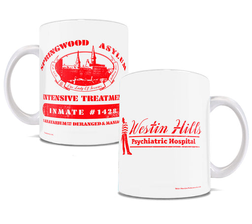 Trend Setters A Nightmare on Elm Street (Westin Hills) 11-oz. Coffee Mug