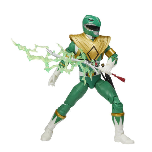 Hasbro Power Rangers: Lightning Collection - Green Ranger