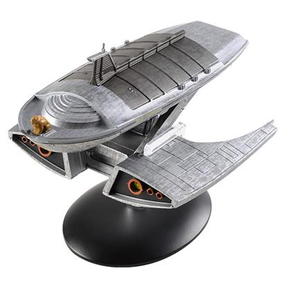 Star Trek Discovery Starships Collection No. 16 - Baron Grimes Festoon Yacht