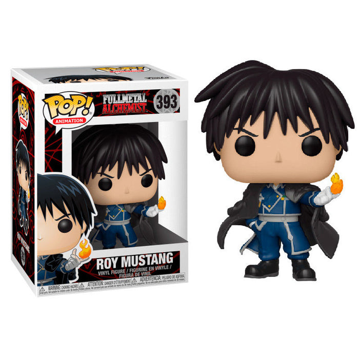 Funko Pop! Animation: Fullmetal Alchemist - Colonel Roy Mustang