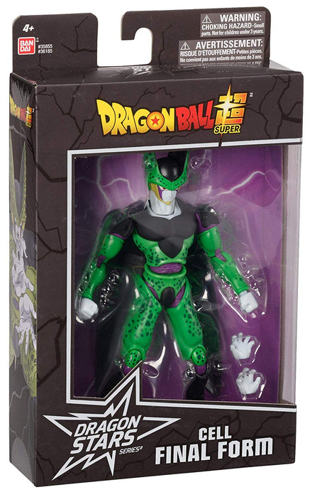 Bandai Dragon Ball Super: Dragon Stars Cell (Final Form) Action Figure